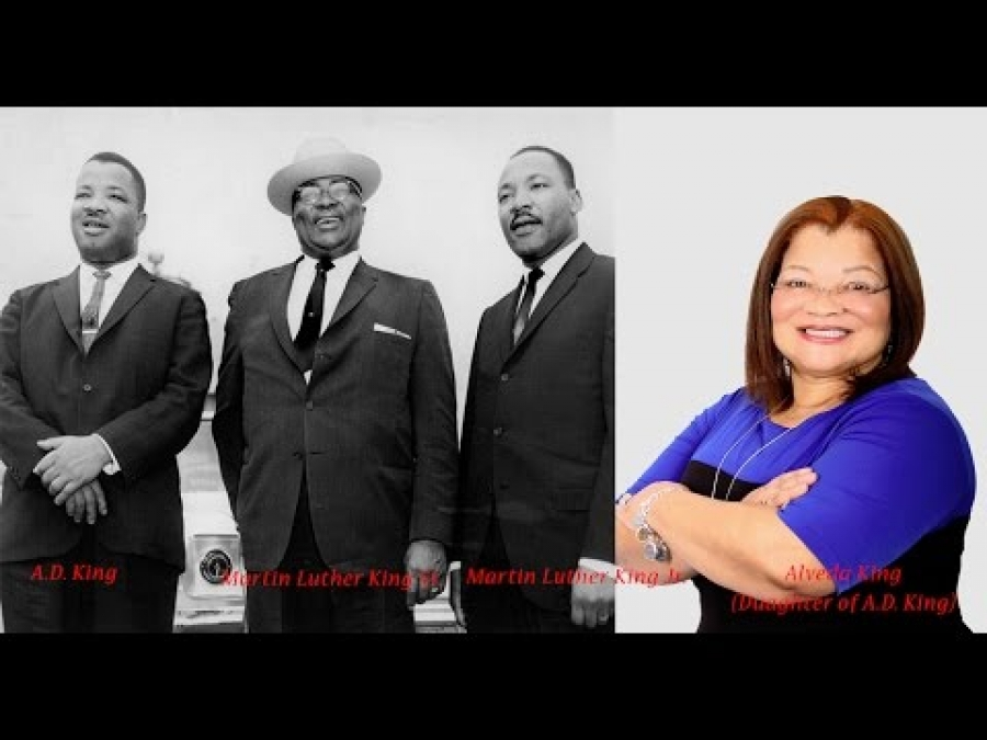 Alveda King Discusses Martin Luther King Jr. Views on Abortion | Jack Hakimian Show (9of13)