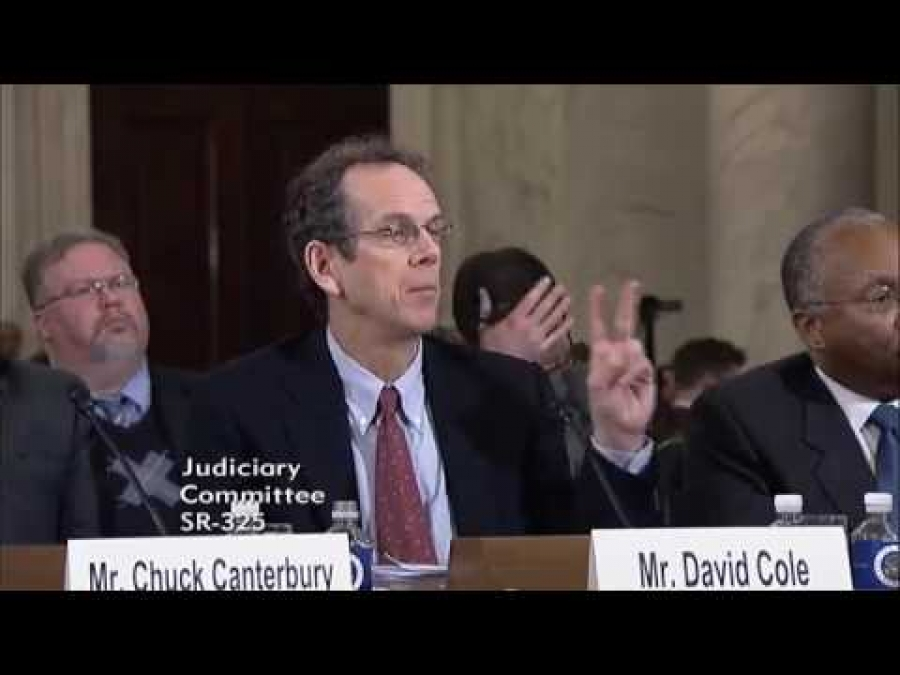 Ted Cruz Takes Down a Smarmy Liberal Professor at Sessions Confirmation Hearing - 1/11/17