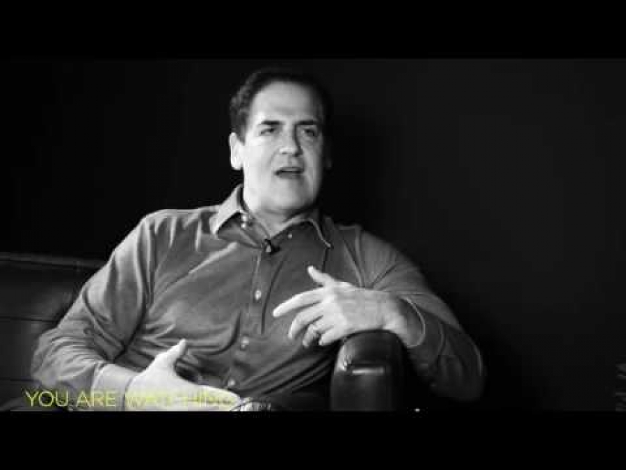 Mark Cuban Advice to Entrepreneurs - Minimize Risk - Follow Energy Effort and Intelligence - Funding