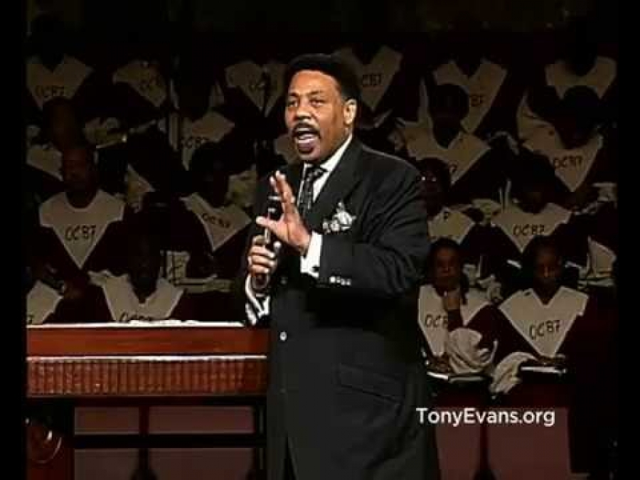 Tony Evans| Take Your Life Back From The Hands Of The Enemy