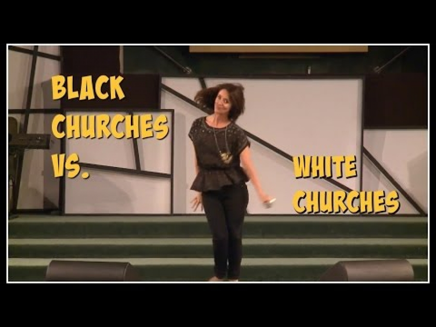 Black Churches vs. White Churches