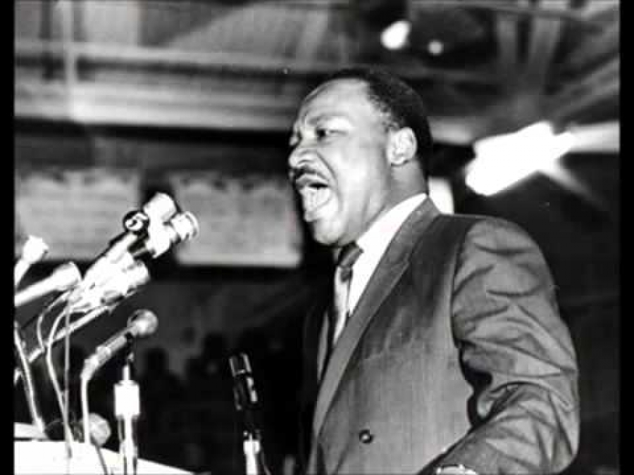 MLK: Paul's Letter to American Christians