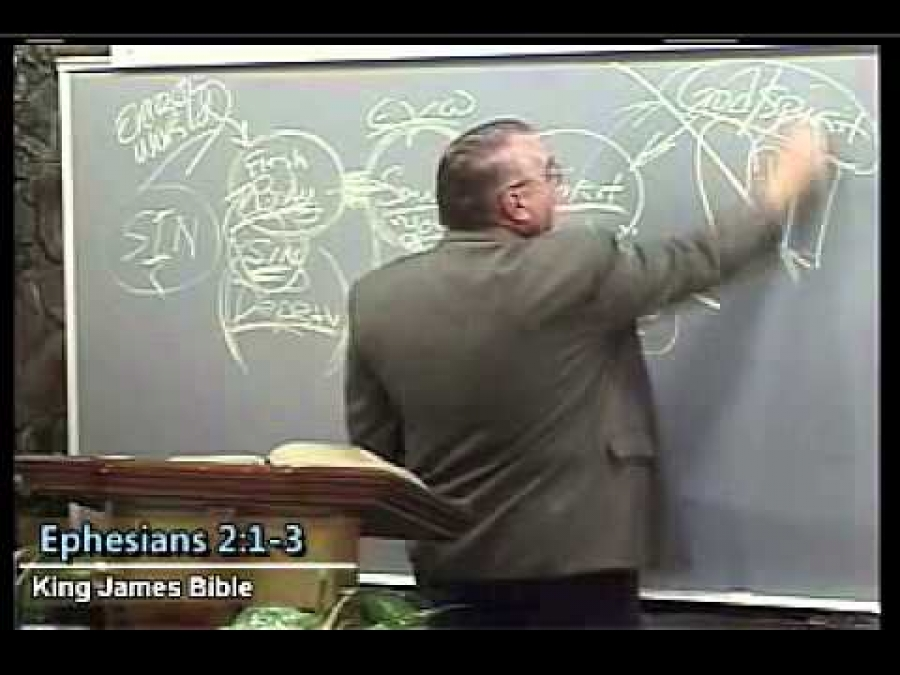The Sin Nature Of Man - Pastor Richard Jordan