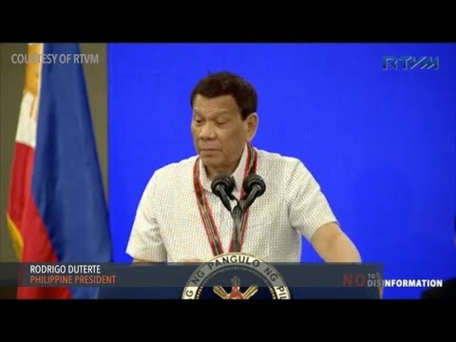 Duterte blasts Bible creation story: 'Who is this stupid God?'