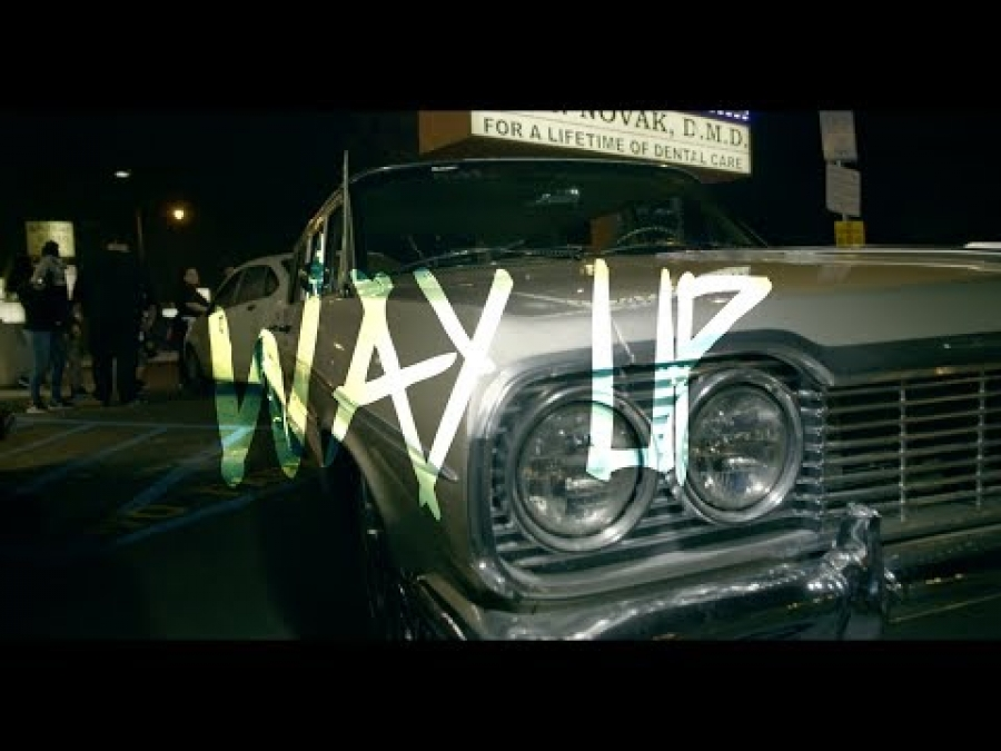 "Bizzle Feat. Sevin - Way Up (""Light Work""EP Available Now!!! $7.99)"