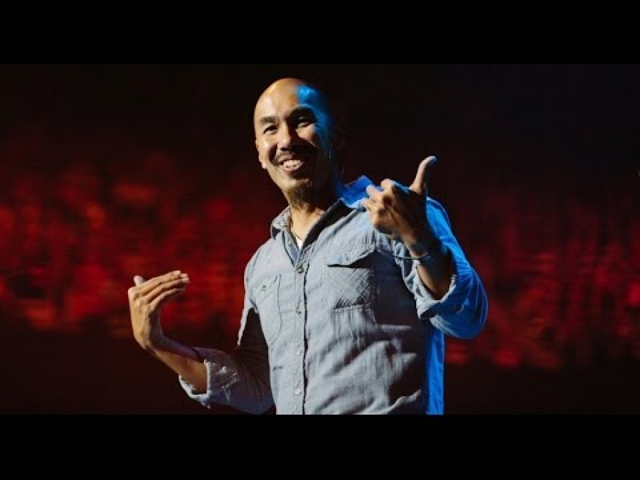 Francis Chan - Megachurch can't be the goal of the future