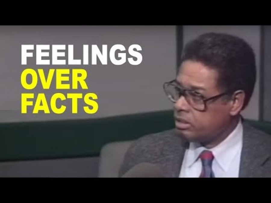 Thomas Sowell: Modern Education - Feelings over Facts