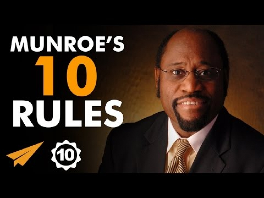 Myles Munroe's Top 10 Rules For Success