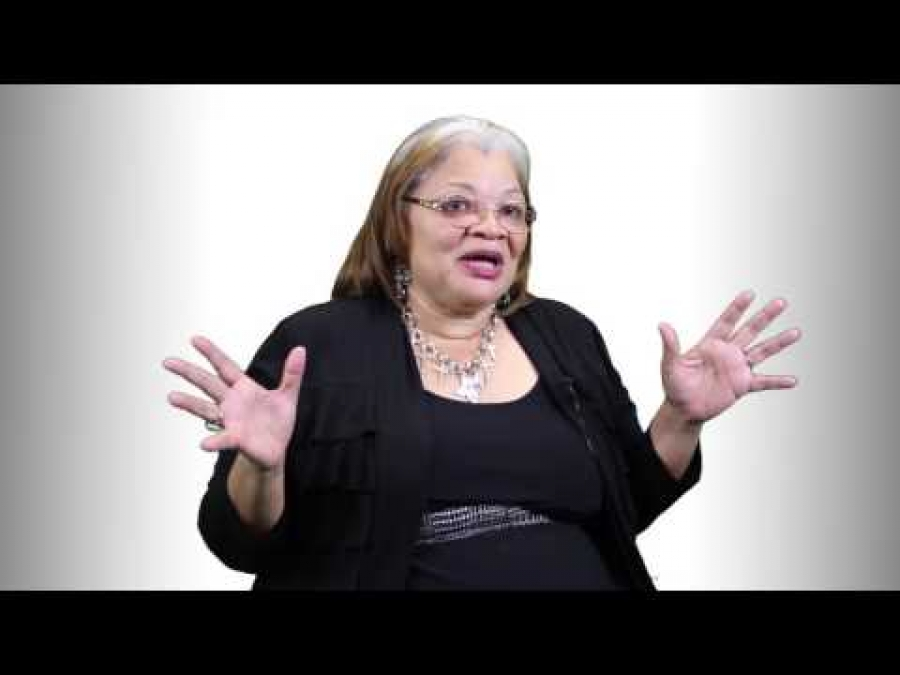 Alveda King Shares Her Political History & Republican Party Perspective (5of5)