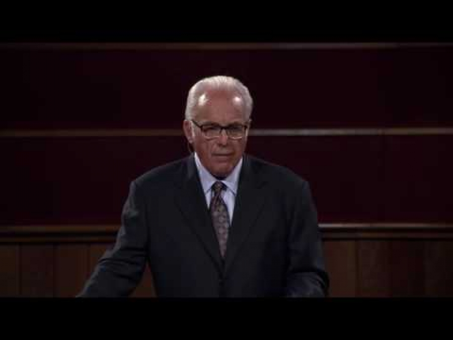 Evolution - details nobody knew - John MacArthur