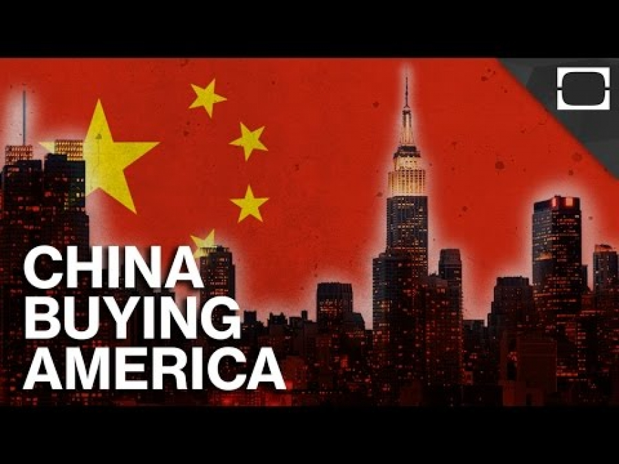 How Much Of The U.S. Does China Own?
