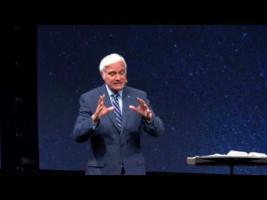 Who is God - Ravi Zacharias 2017