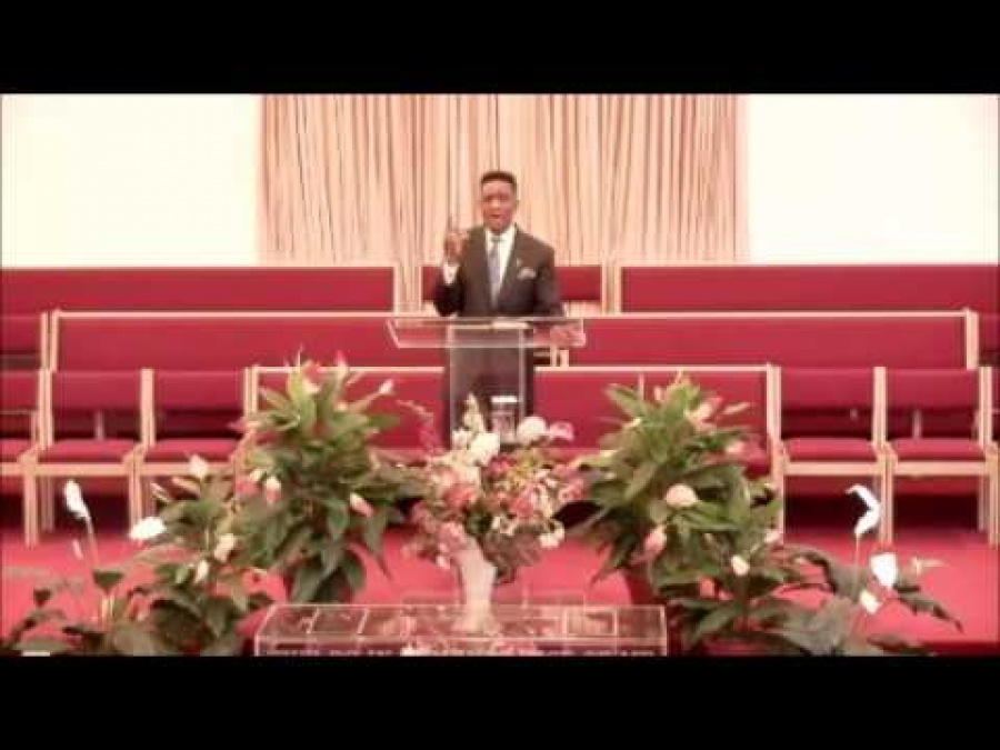 "Pastor O'Neal Dozier ""In Times Of Trouble Trust In God"""