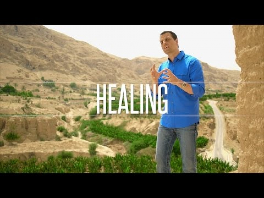 How to receive healing in the name of Jesus