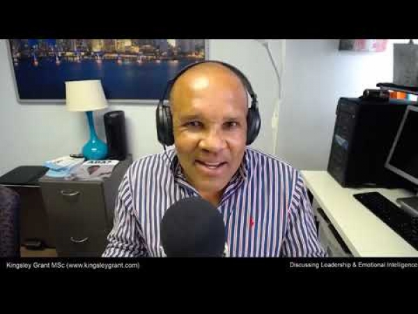 The Hakimian Show Discussing Leadership & Emotional Intelligence with Kingsley Grant MSc