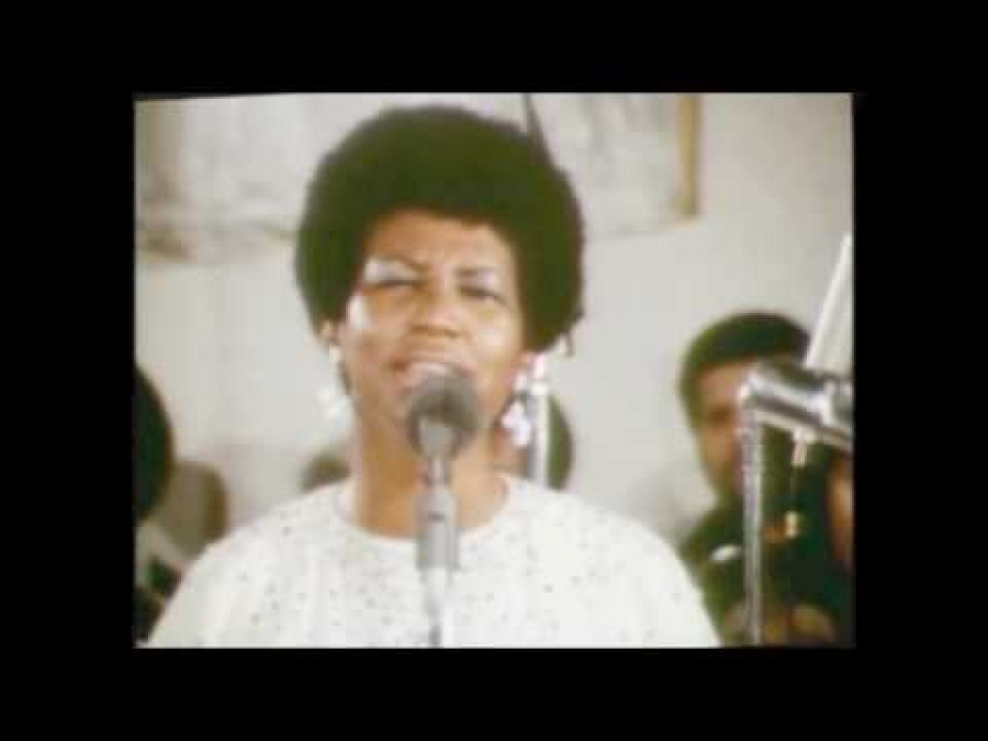 "Aretha Franklin - ""Amazing Grace"""