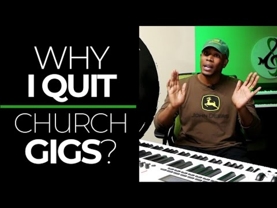 Why I QUIT Playing Church GIGS???