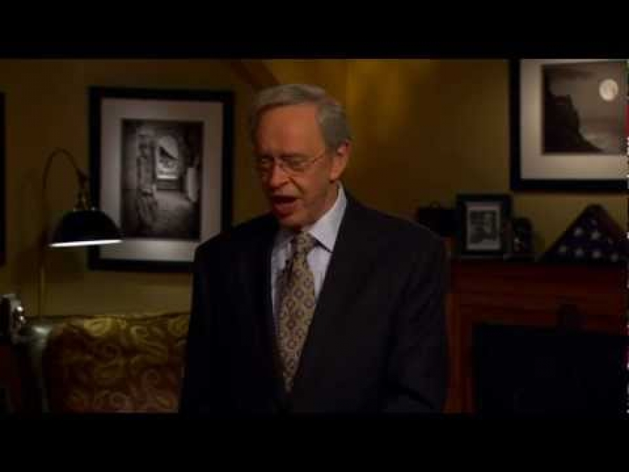 """How do I start having devotions?"" (Ask Dr. Stanley)"