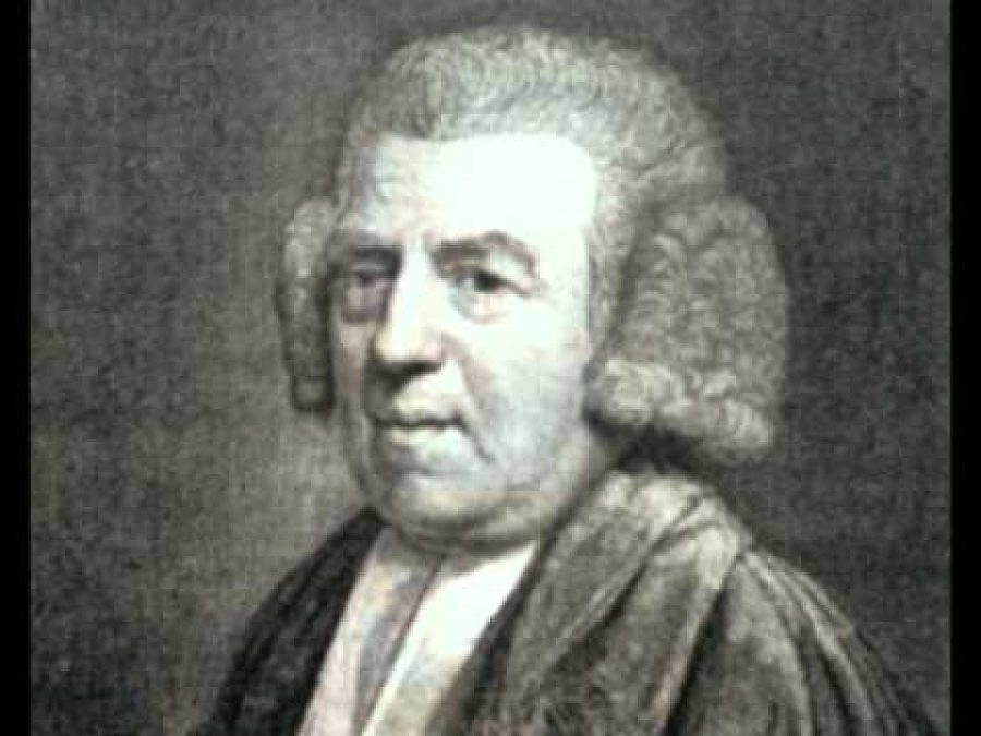John Newton - Separated From the Ungodly World