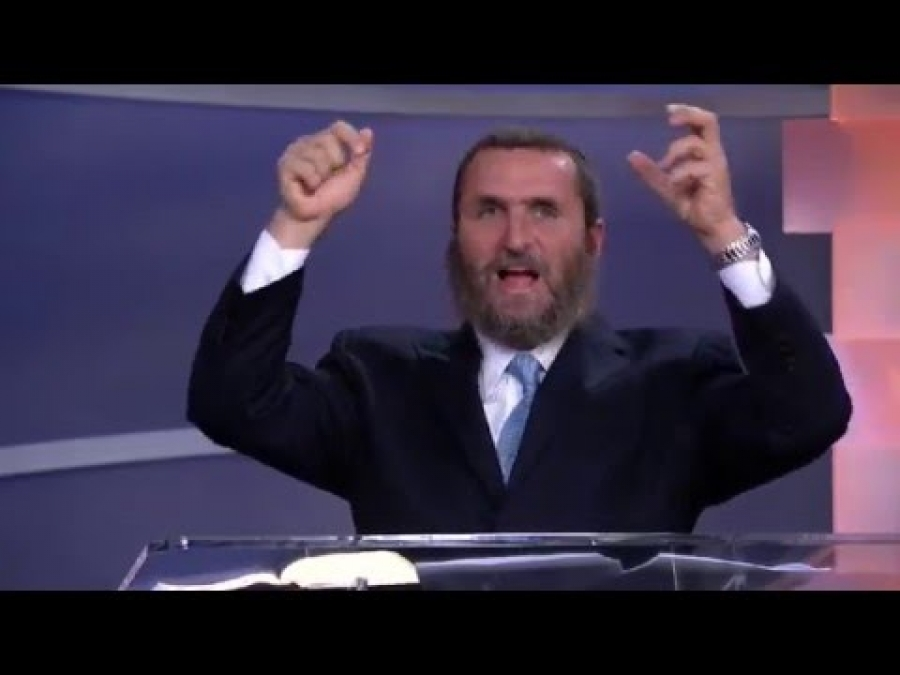 Who Is the Real Kosher Jesus? Michael Brown vs. Rabbi Shmuley Boteach (1 of 2)