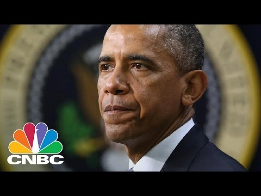 President Obama: Donald Trump Can't Win Election | CNBC