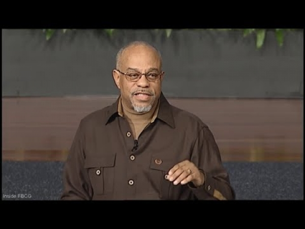 """Hearing God's Voice"" Pastor John K. Jenkins Sr. (Powerful Bible Study lesson)"
