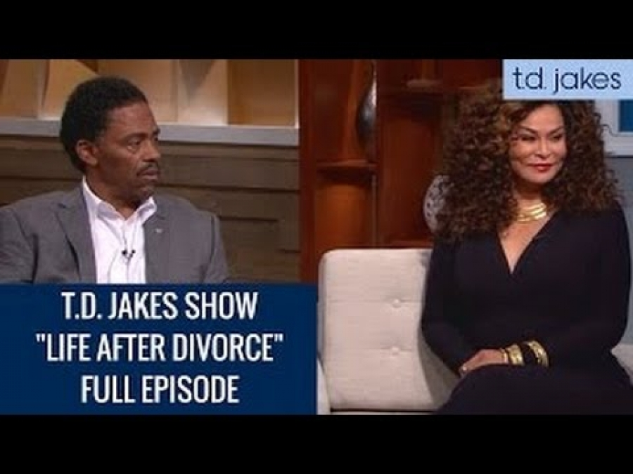 TD. Jakes Show 1023 - Life After Divorce