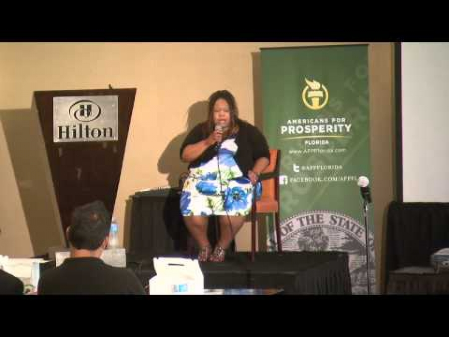 Anita Moncrief - Radical Evolution: Transformation from the Left
