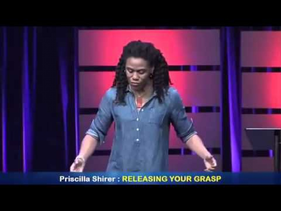 Priscilla Shirer Sermons 2015 - Releasing Your Grasp - Prscilla Shirer✓