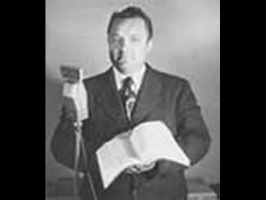 Evangelist Oliver B. Greene--Are you saved
