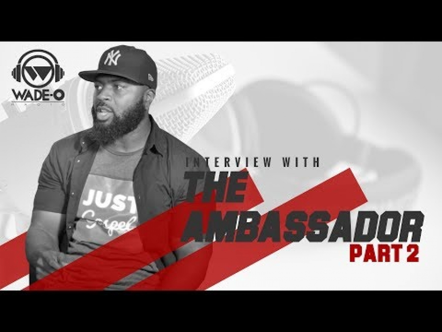 "The Ambassador: ""We Need Christians to Be Christian in Hip-Hop"""