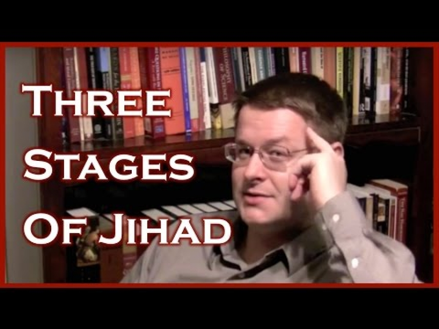 Three Stages of Jihad (David Wood)