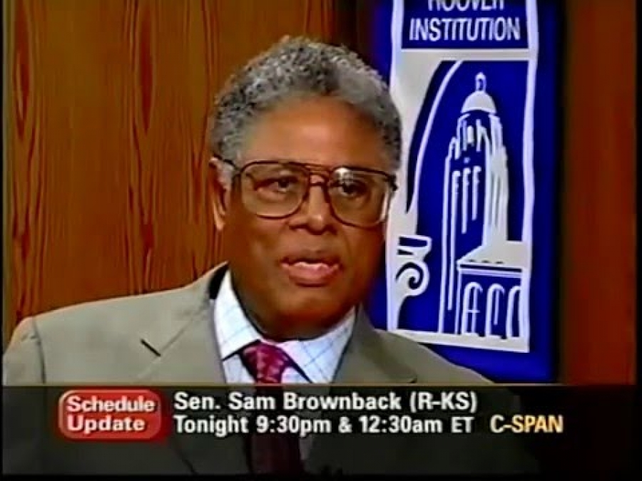 Thomas Sowell: Black Rednecks and White Liberals, Hoover Institution [Enhanced] [Complete]