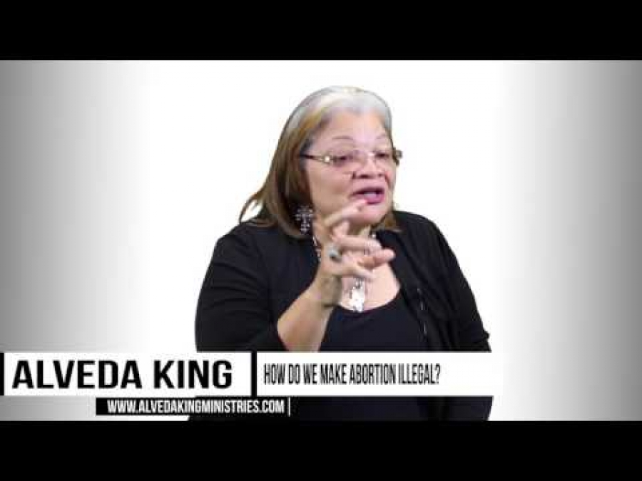 Alveda King Shares The Weakness Of Political Action Versus Revival (4of5)