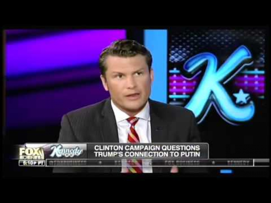 Lachlan Markay Discusses on Kennedy Russia's Presence in the 2016 Election