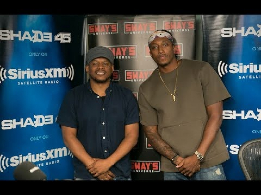 PT. 1 Lecrae speaks on heaven & hell, selling his soul for the music industry + New Album