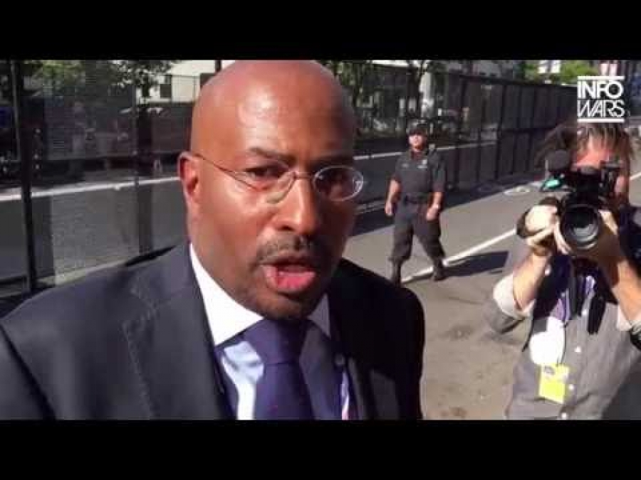 Van Jones Vs Carl the Cuck Slayer Ultimate Street Debate