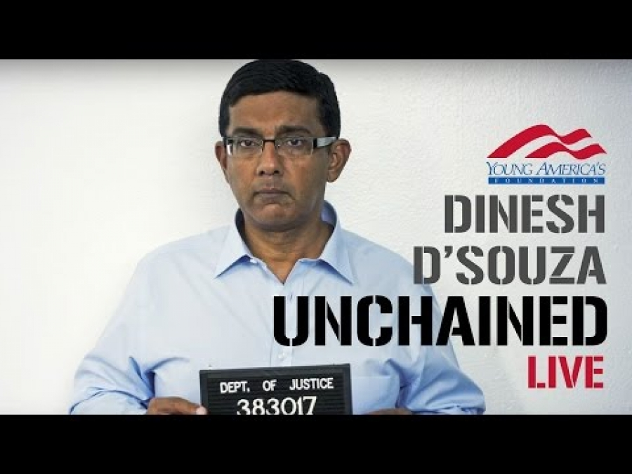EXCLUSIVE: Dinesh D'Souza speaks for first time after Trump win!