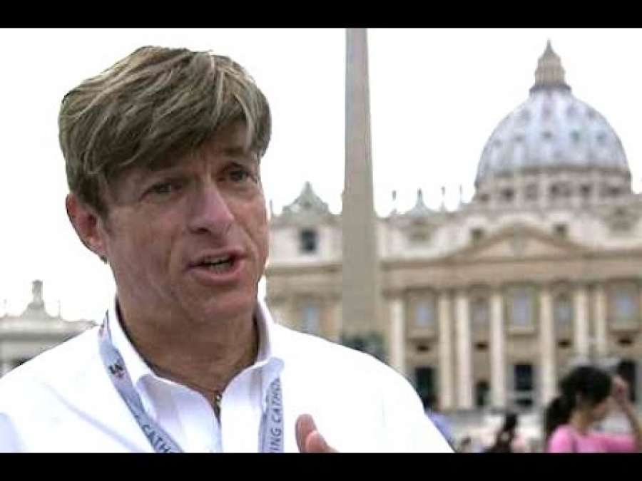 Michael Voris freed from gay lifestyle by Jesus-Not Born That Way