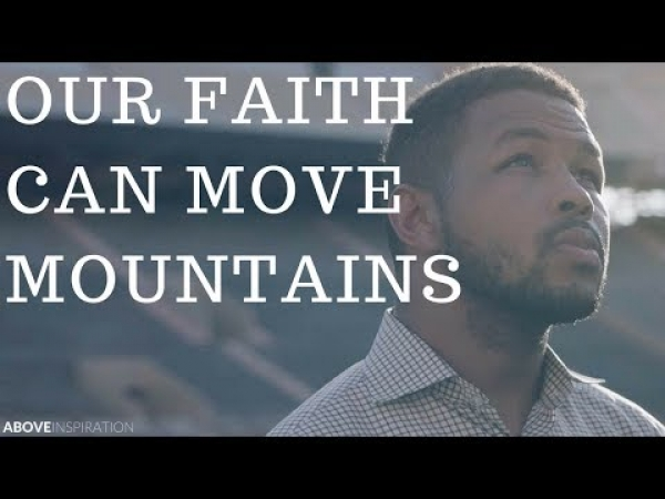 Power of Faith - Inky Johnson Shares Incredible Story About the Day He Met Oprah