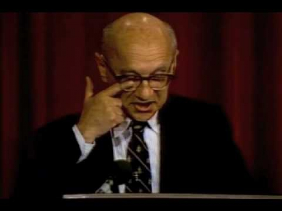 Milton Friedman - Socialized Medicine