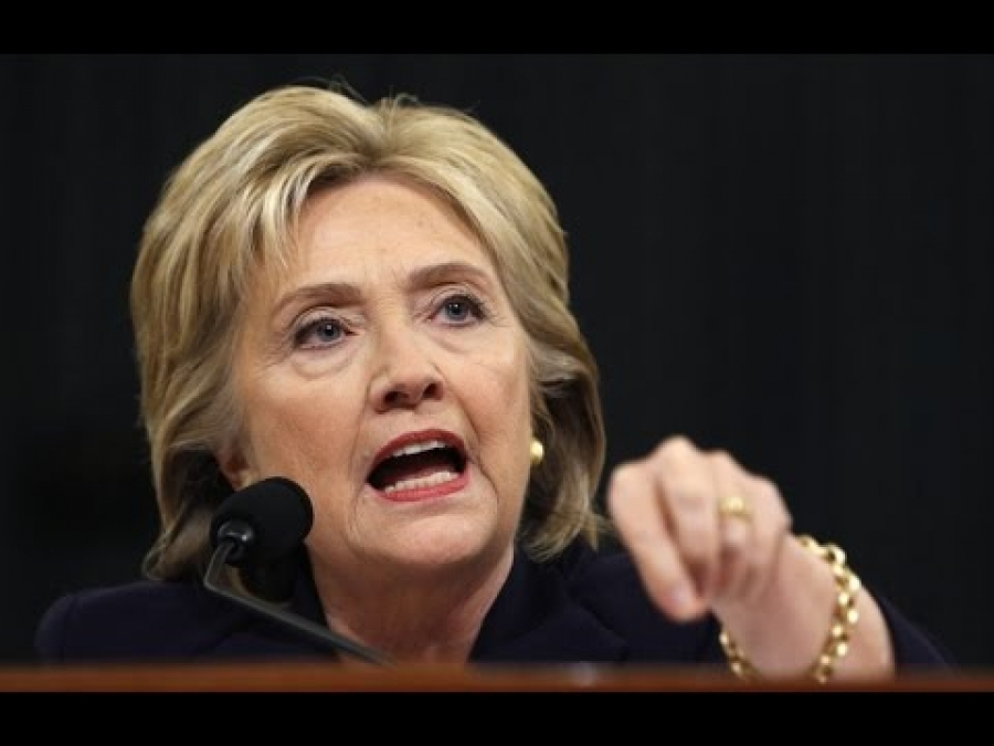 WIKILEAKS 33 JUST RELEASED: Clinton Facing Benghazi Perjury Charges. FBI IRS Probes Foundation