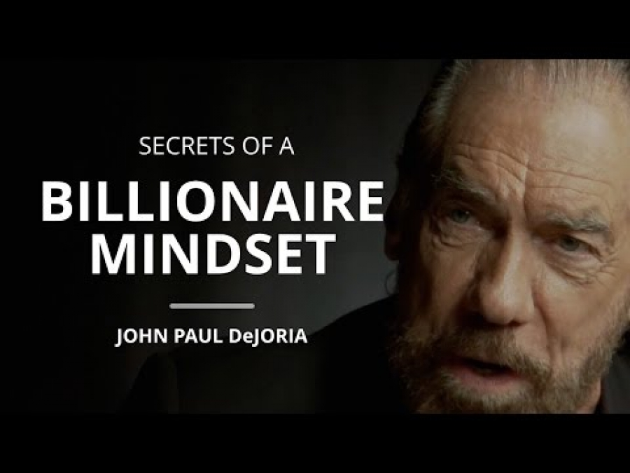 John Paul DeJoria Shares His Secrets To A Billionaire Mindset With Psalm Isadora