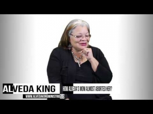 Alveda King Shares Her Story of Almost Being Aborted (2of5)