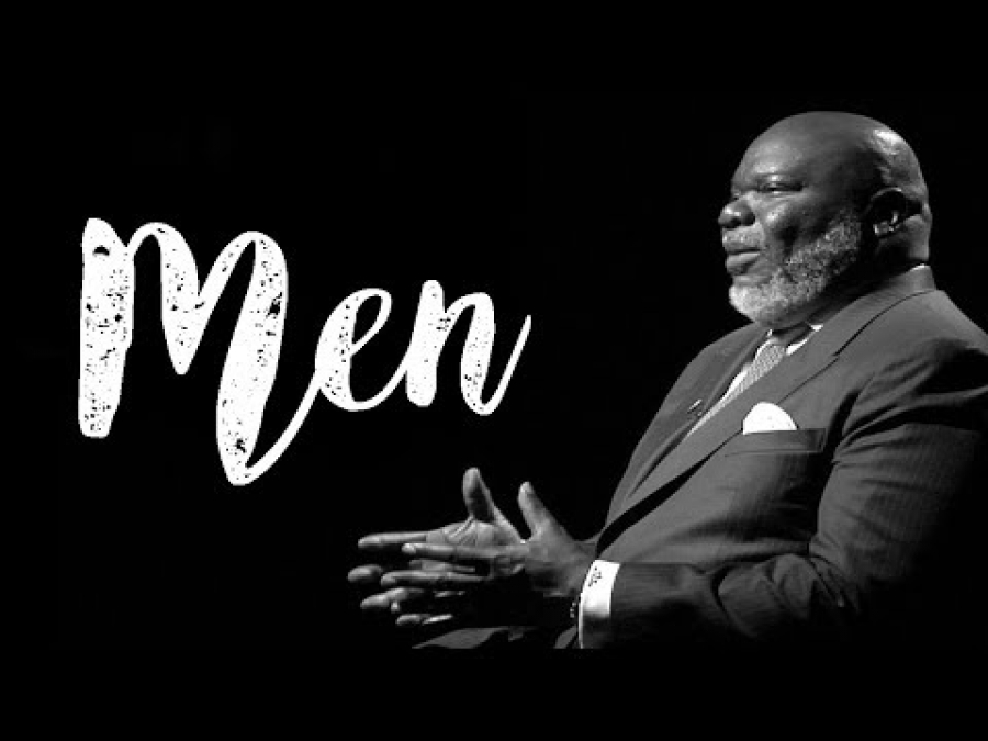 MANHOOD: Understanding Men by TD Jakes (Must Watch for Women)