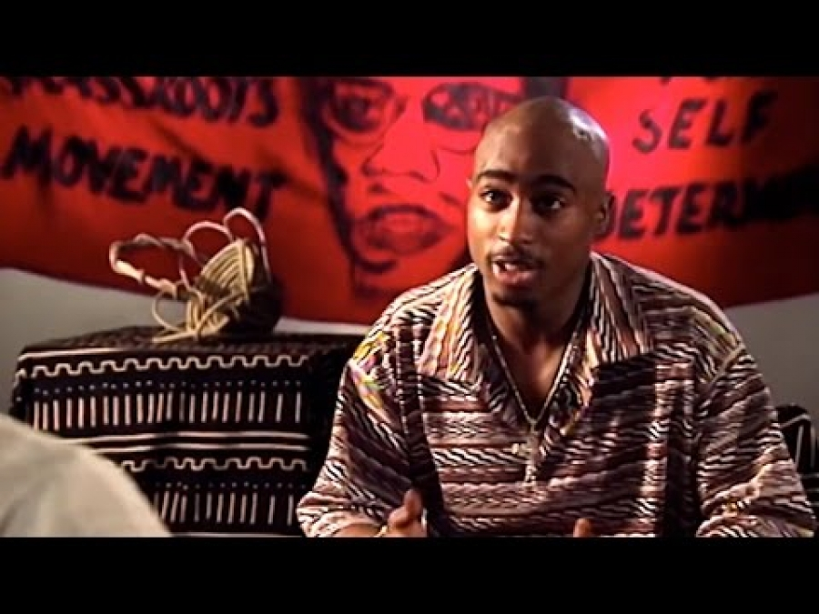 2Pac - BET Interview With Ed Gordon (1994) [Remastered & 432 Hz]