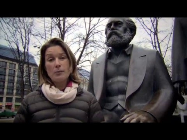 BBC Masters of Money Karl Marx HD
