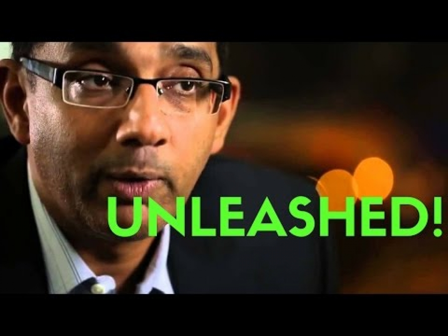 Liberal Mocks Dinesh D'Souza, Instantly Regrets It!