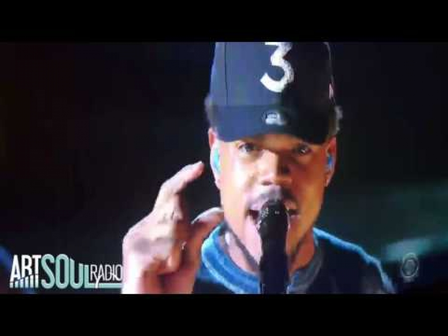 Chance The Rapper Reps God in 2017 Grammy Performance! (Watch Full Performance)