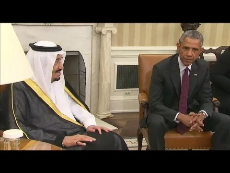 Obama has offered $11BN arms sales to Saudis